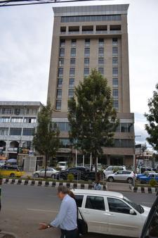Azzeman Hotel - Addis Abeba - Rakennus