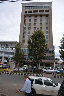 阿瑟曼酒店 - 阿迪斯阿貝巴 - 亞斯亞貝巴 - 建築