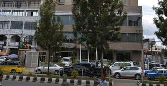 Azzeman Hotel - Αντίς Αμπέμπα - Κτίριο