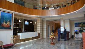 Azzeman Hotel - Addis Abeba - Reception