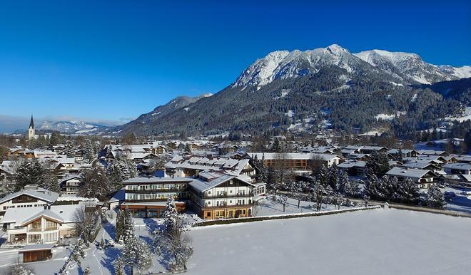 Wittelsbacher Hof - Oberstdorf