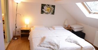 B&B Bio Brussels - Brussels - Bedroom