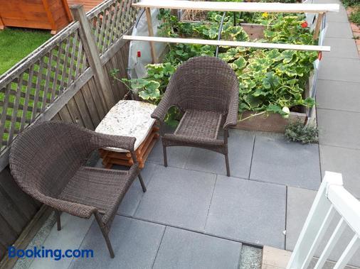 Annarthur Guest House - Nanaimo - Balcony