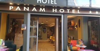 Panam Hotel - Paris - Vista externa