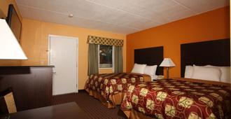 Budgetel Inn South Glens Falls - Glens Falls - Habitación