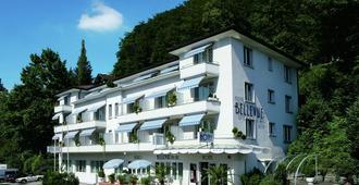 Hotel Bellevue - Lucerne - Toà nhà