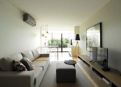 The Lince Populo Beach Apartments - Ponta Delgada - Sala de estar