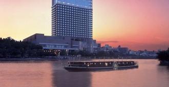 Imperial Hotel Osaka - Осака - Здание
