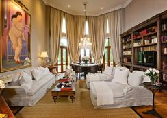 Sofitel Legend Santa Clara Cartagena - Cartagena - Lounge