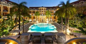Sofitel Legend Santa Clara Cartagena - Cartagena - Svømmebasseng