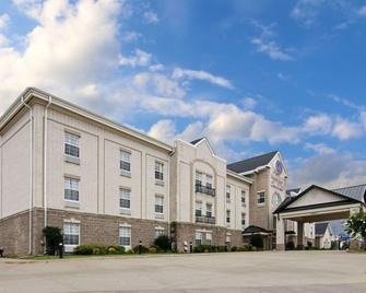 Comfort Suites Conway - Conway - Gebäude