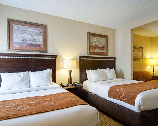 Comfort Suites Conway - Conway - Makuuhuone