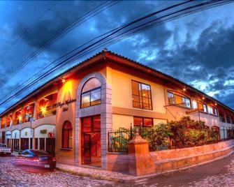 Plaza Magdalena Hotel - Copán (sitio arqueológico) - Edificio
