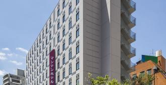 Fukui Manten Hotel Ekimae - Fukui - Bygning