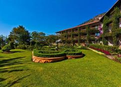 Hotel Atitlán - Sololá - Edificio