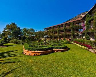 Hotel Atitlán - Sololá - Gebäude