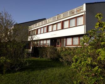 Hotel Rooad Weeter - Helgoland - Gebäude