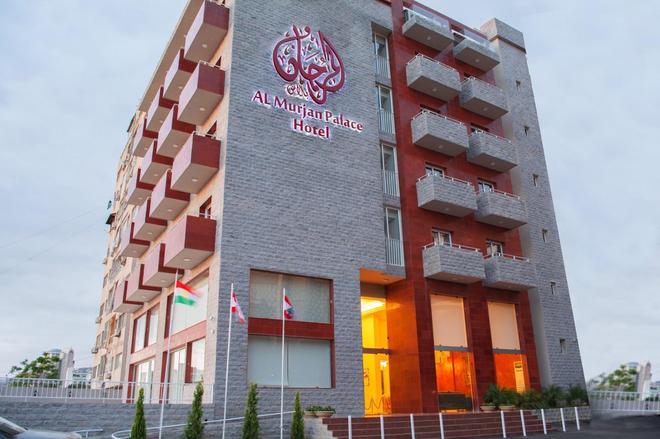Al Murjan Palace Hotel - Jounieh - Toà nhà