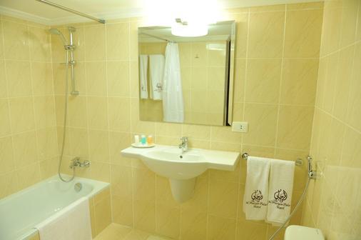 艾爾穆拉真皇宮酒店 - 朱尼 - 朱尼耶 - 浴室