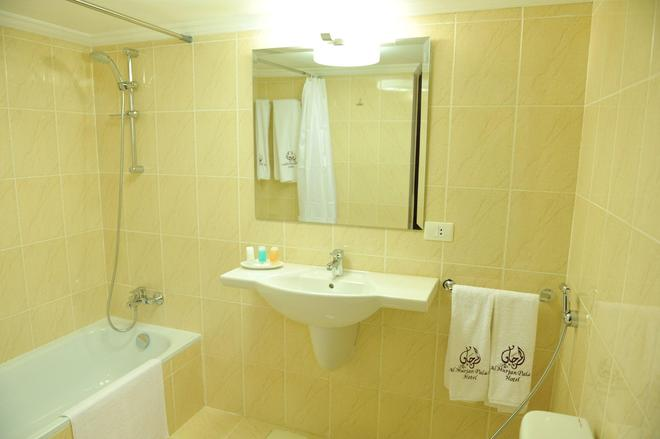 Al Murjan Palace Hotel - Jounieh - Phòng tắm