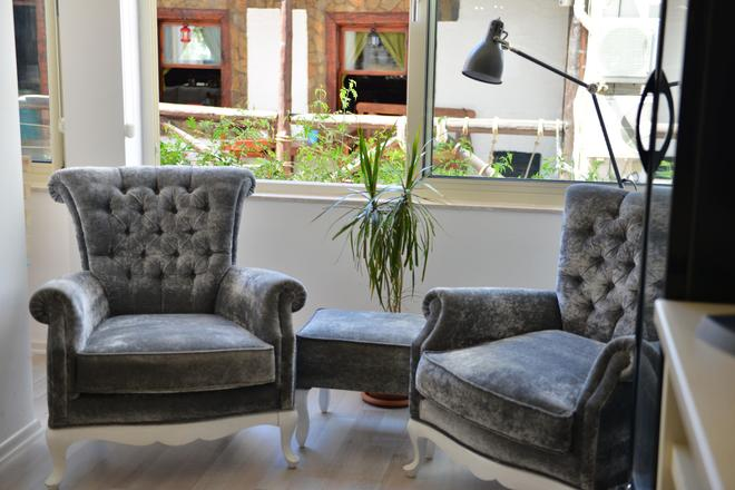 Minu Hotel - Fethiye - Sala de estar