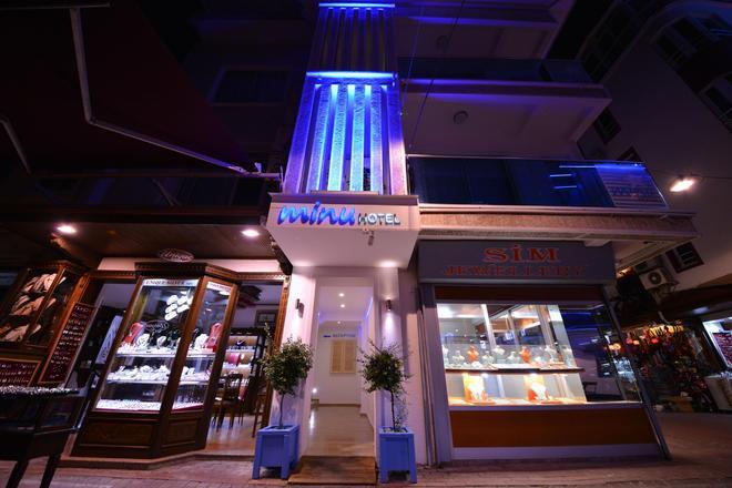 Minu Hotel - Fethiye - Edificio