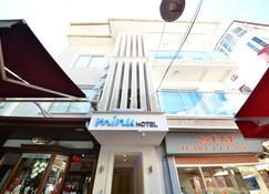 Minu Hotel - Fethiye - Bygning