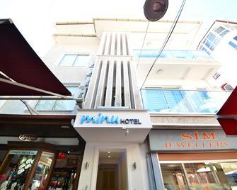 Minu Hotel - Fethiye - Gebouw