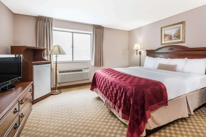 Ramada by Wyndham Pottsville/Frackville - Pottsville - Bedroom