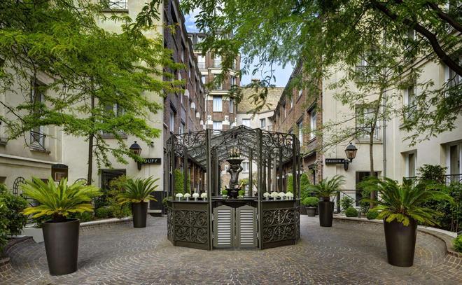 馬萊公園酒店 - 巴黎 - 巴黎 - 天井