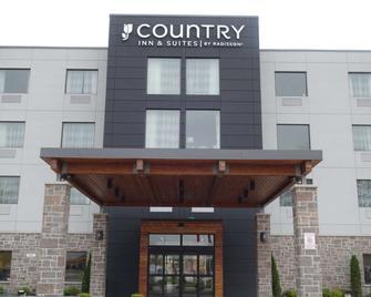 Country Inn & Suites by Radisson, Belleville, ON - Belleville - Gebäude