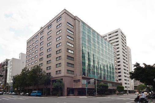 Gloria Prince Hotel Taipei - Taipei - Building