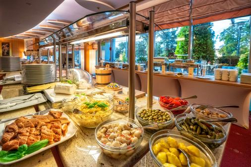 HP Park Plaza - Wroclaw - Buffet