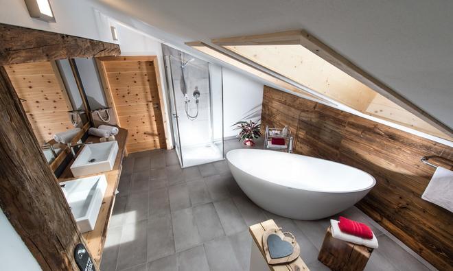 Zum Alten Moar - Bressanone/Brixen - Bathroom