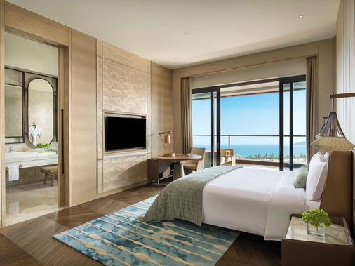 Sofitel Sanya Leeman Resort - Tam Á - Phòng ngủ