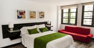 Hotel Bogota Virrey - Bogotá - Bedroom