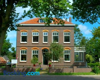 B&B De Postoari Terschelling - Hoorn (Friesland) - Gebäude