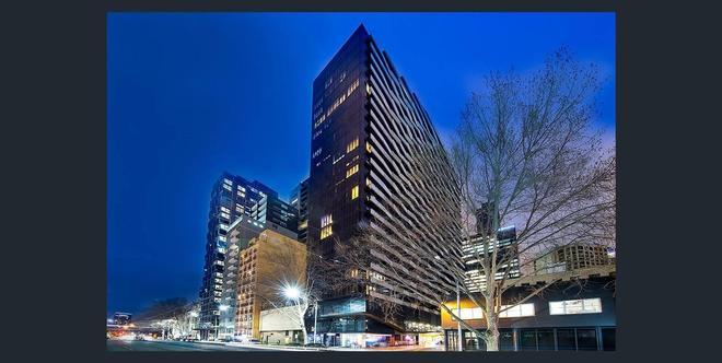 Aura On Flinders Serviced Apartments - Melbourne - Toà nhà