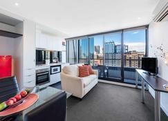 Aura On Flinders Serviced Apartments - Melbourne - Edificio