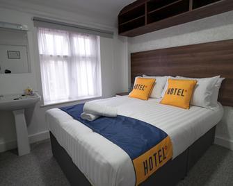 OYO Brunel Hotel - Uxbridge - Slaapkamer