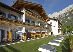 Alpenhotel Rieger - Mittenwald - Edifício