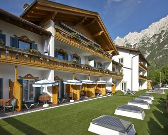 Alpenhotel Rieger - Mittenwald - Rakennus