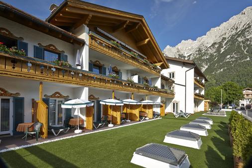 Alpenhotel Rieger - Mittenwald - Building