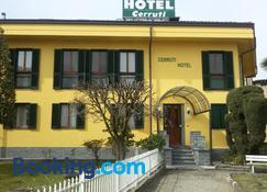 Cerruti Hotel - Vercelli - Edificio