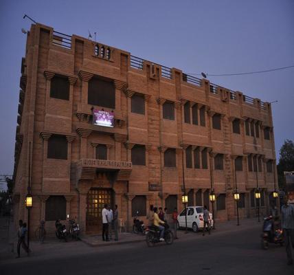 Hotel Khalsa Palace - Bāli - Building