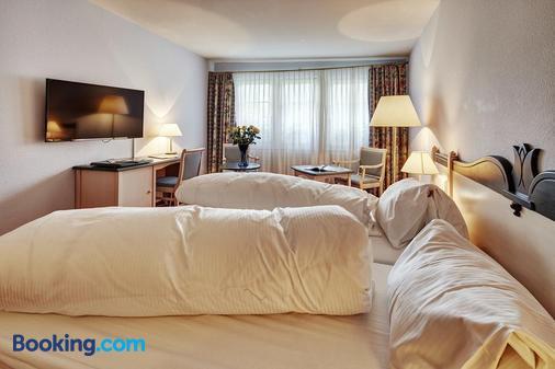 Parkhotel Schwert - Weesen - Schlafzimmer