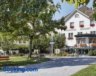 Parkhotel Schwert - Weesen - Gebouw