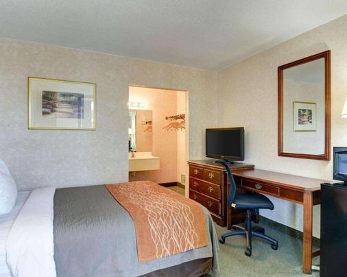 Quality Inn Tysons Corner - Vienna - Bedroom