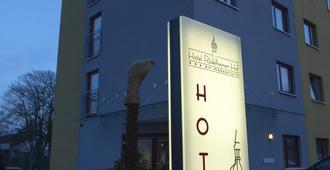 Hotel Rödelheimer Hof - Am Wasserturm - Frankfurt - Edifício