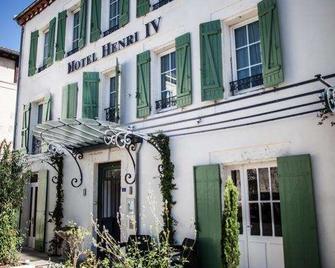 Hôtel Henri Iv - Nérac - Building